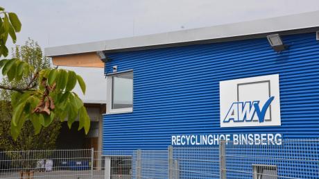 Fünf Millionen Euro hat der Abfallwirtschaftsverband Nordschwaben hier investiert. (Archivfoto)