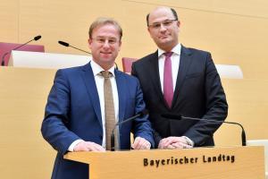 Was Wolfgang Fackler von Beamten erwartet