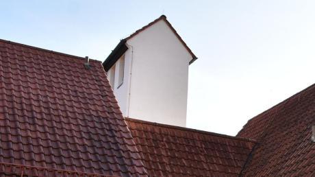 Auf dem Dach des Schlauchturms der Feuerwehr hätten die Gemeinderäte gerne die Sendeanlage.