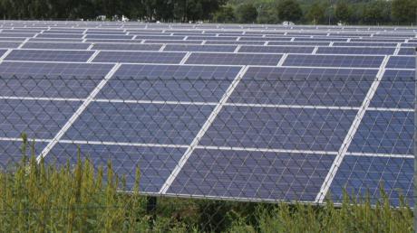 Auf dem Gebiet der Gemeinde Daiting könnte ein Solarpark entstehen.