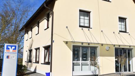 Die VR-Bank-Filiale in Bayerdilling schließt zum 1. September.