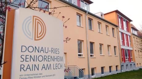 Im Seniorenheim in Rainentstehen zehn neue Kurzzeitpflegeplätze.