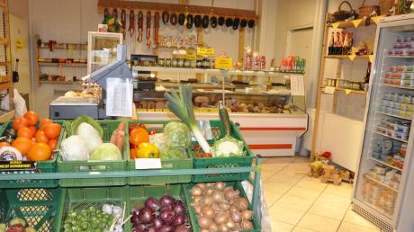 Die Adressen und das Angebot von Direktvermarktern wie von Familie Link in Mertingen sind im regionalen Einkaufsführer zu finden.