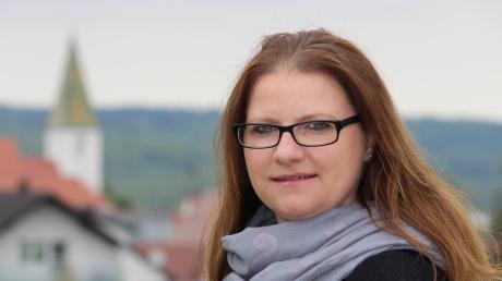 Hat sich nie um das Amt als Gemeinderätin beworben, gehört aber nun dem Gremium in Rögling an: Sabine Böswald.