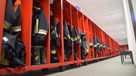 Das wichtigste Bauprojekt in Steindorf ist der geplante Bau des neuen Feuerwehrhauses.