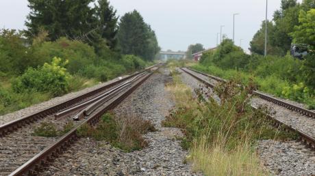 Wohin führt der Weg der Hesselbergbahn? Hoffentlich zurück auf sanierte Trassen, meinen die Befürworter des Bahnprojektes im Ries.