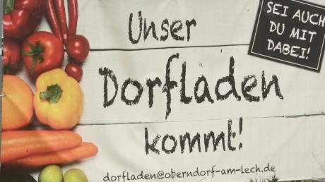 """Im Oberndorf hat die Kommune das Projekt """"Dorfladen"""" erfolgreich gestemmt und 2018 eröffnet. Dieser Prozess wurde jetzt in Buchdorf angestoßen."""
