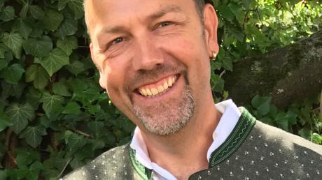 Stefan Roßkopf (47) möchte für das Amt des Bürgermeisters in Niederschönenfeld kandidieren.