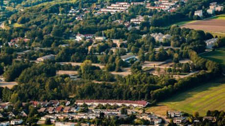 Stadtrat Gustav Dinger kritisiert den umstrittenen Entschluss, das künftige Alfred-Delp-Quartier in der Parkstadt mit Erdgas zu versorgen.