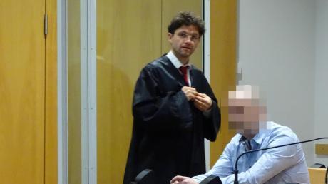 Beim Angeklagten, der mit einer Machete auf seine Eltern losgegangen ist, liegt Schizophrenie vor.