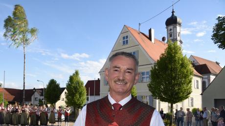 Bürgermeister Karl Malz hat im Gemeinderat eine Liste mit anstehenden Projekten vorgelegt.