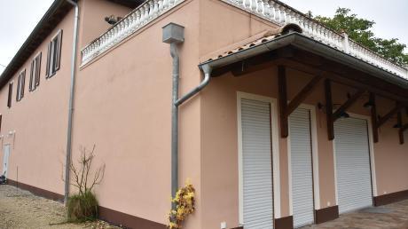 In diesem Gebäude in der Ortsmitte soll nach dem Willen einer Initiative der Dorfladen in Ebermergen angesiedelt werden.