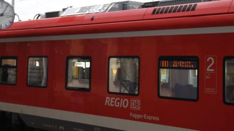 Zwischen Donauwörth und Nördlingen fahren derzeit keine Züge.
