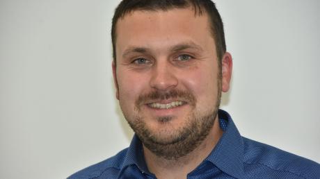 """Christoph Schmidt, 34, möchte für das Amt des Bürgermeisters in der Stadt Harburg kandidieren. Dazu soll eine Wählergruppe mit dem Namen """"Unabhängig für Harburg"""" gegründet werden."""