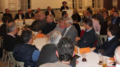 Die Mitglieder des PWG-Kreisverbands Donau-Ries nominierten am vergangenen Wochenende in Wemding ihre 60 Kreistagskandidaten.