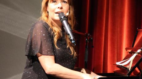 Allroundtalent Katie Freudenschuss im Kaisheimer Thaddäus.