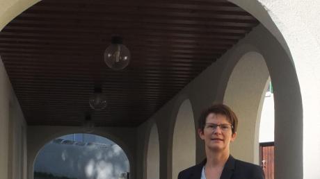 Claudia Müller (SPD) möchte 2020 Bürgermeisterin der Stadt Harburg werden.