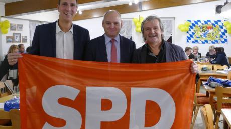 Martin Paninka, Christoph Schmid, Christian Scholz