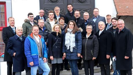 Die Gruppierung PWG-FW Wemding hat ihre 20 Kandidaten für den Stadtrat nominiert.