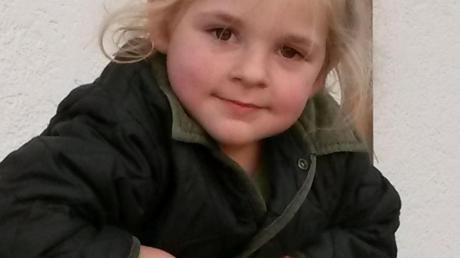 Lana Sophie starb im Alter von fünfdreiviertel Jahren.