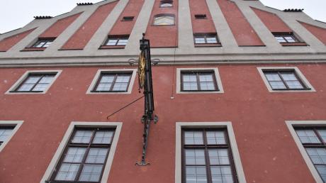 Die Zukunft des Tanzhauses in der Donauwörther Reichsstraße ist weiter offen.