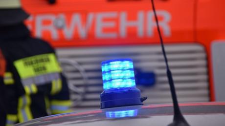Nach einem Brand in der Oberpfalz ermittelt die Kriminalpolizei.