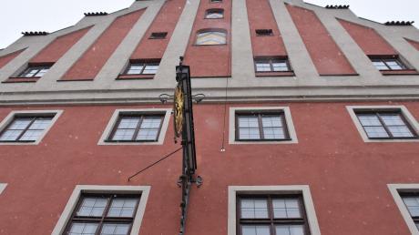 In Donauwörth hat sich was angestaut: Großprojekte wie die Sanierung des Tanzhauses (Bild) oder die Realisierung einer Veranstaltungshalle stehen auf der Agenda. Doch was wird als erstes verwirklicht?
