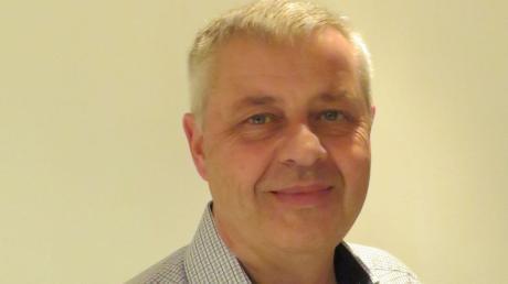 Isidor Auernhammer, 58, möchte Bürgermeister der Gemeinde Rögling werden.
