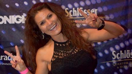 Ramona Martiness 2020 will die nächste Stufe ihres Comebacks erklimmen. Unser Bild zeigt sie bei der Schlagernacht in Köln.