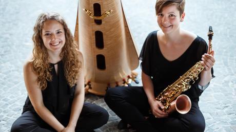 Das Duo Maingold ist einer von zahlreichen Interpreten, die im kommenden Jahr in Mertingen aufspielen werden.