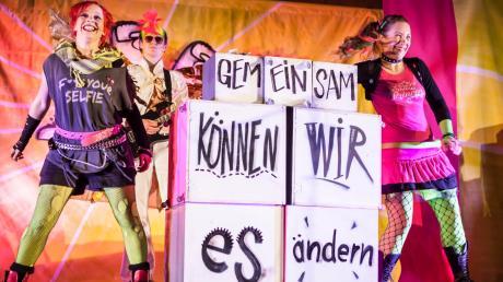 """Auch ein Musical zum Thema """"Fairer Handel"""" wird im Januar in Donauwörth gezeigt."""
