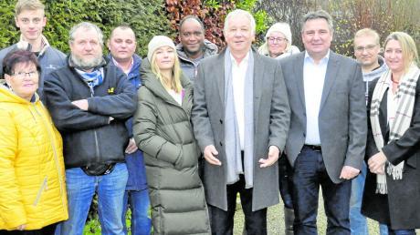 Die Linke hat ihre Kandidaten für die Kommunalwahl in Asbach-Bäumenheim nominiert.