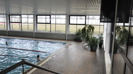 In Bäumenheim wird 24 Stunden geschwommen.