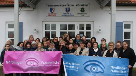 Die Donau-Rieser Frauenliste hat ihre Kandidatinnen für den Kreistag nominiert. Das Programm wurde noch nicht vorgelegt.