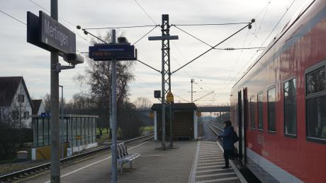Wer seinen Arbeitsplatz in Mertingen hat, der kommt in den seltensten Fällen mit der Bahn. Das hat eine Umfrage des Wirtschaftsbeirats unter den Beschäftigten ergeben.