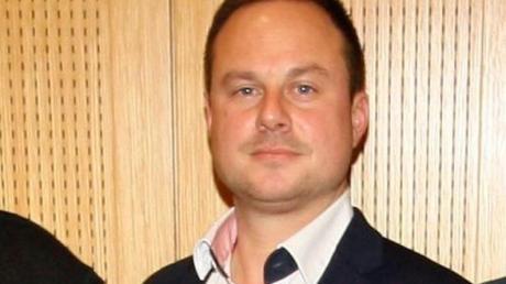 Benjamin Hertle (36) aus Schwörsheim ist der Bürgermeisterkandidat der CSU Buchdorf.