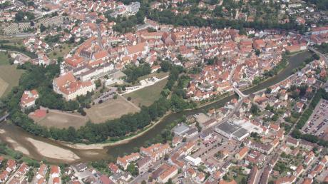 Donauwörth könnte am Ende dieses Jahrzehnts bereits 23000 Einwohner haben. Das zumindest ist das Ergebnis einer neuen Studie.