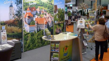 Mit einem großen Messestand möchte das Ferienland Donau-Ries bei der Augsburger Frühjahrsausstellung (afa) auf sich aufmerksam machen.