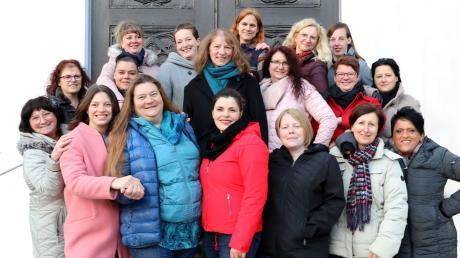 Die Wemdinger Frauenliste peilt bei der Kommunalwahl im März ein drittes Stadtratsmandat an.