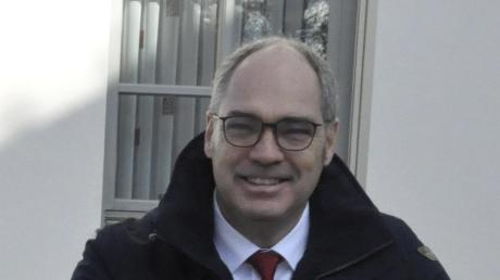 Seit 24 Jahren ist Bernhard Jung Gemeinderat in Bäumenheim. Jetzt will er als Bürgermeister noch mehr Verantwortung übernehmen.