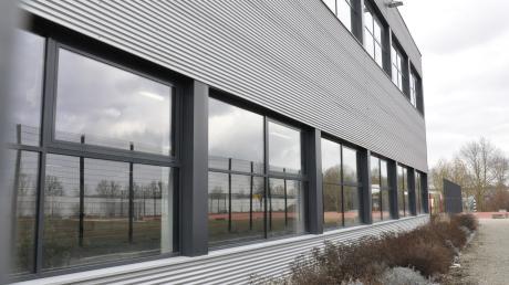 Schon lange auf der Agenda: die Sanierung des Hallenbads und der Mittelschule in Bäumenheim