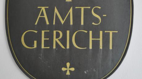 Ein 70-Jährige musste sich vor dem Amtsgericht Nördlingen verantworten.
