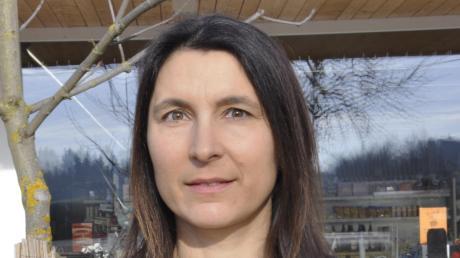 Maria Wagner geht für die Engagierten Bürger Oberndorf ins Rennen um das Amt des Bürgermeisters in Oberndorf.