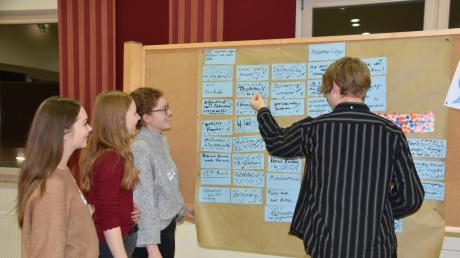 Beim Jugendforum vor rund einem Jahr steckten die Jugendlichen ihre Wünsche und Vorstellungen ab. Jetzt geht es darum, einen Trägerverein zu gründen.
