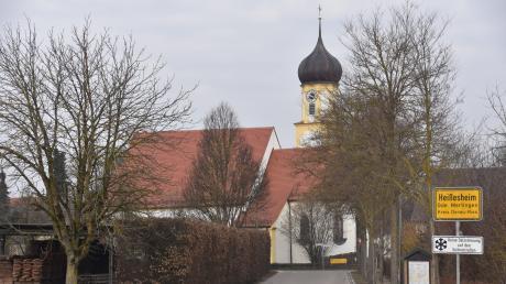 Auf der Bürgerversammlung in Heißesheim wurde wieder kontrovers über das Thema Hochwasserschutz diskutiert.