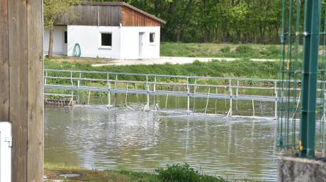 Die Kläranlage in Fünfstetten hat bald ausgedient. Das Abwasser soll künftig im zentralen Klärwerk des Zweckverbands Mittlere Wörnitz gereinigt werden.