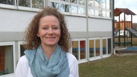 Simone Stempfle will neu in die Kommunalpolitik einsteigen; Akzente beim anstehenden Kindergartenbau will sie durch ihre Berufserfahrung setzen.