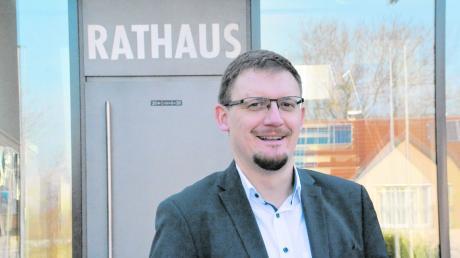 Jürgen Raab möchte Bürgermeister in der Lechgemeinde Münster werden. Er will die Dorfgemeinschaft in mehrfacher Hinsicht stärken.