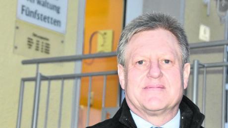 Möchte in seiner Heimatgemeinde Bürgermeister werden: Josef Bickelbacher. Er ist der Kandidat der CSU/Unabhängige Wählergemeinschaft.
