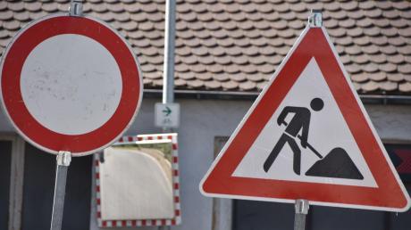 Die Ortsdurchfahrt in Otting muss gesperrt werden.